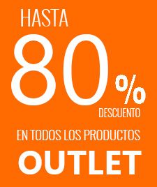 10% Descuento Productos Outlet